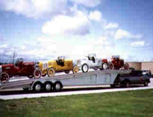 3 Car Hauler