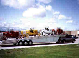 Tommys Trailers 3 Car Hauler